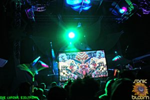 Tipper with Android Jones Visuals @Sonic Bloom