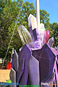 Sacred Gems At Backwoods Music Festival