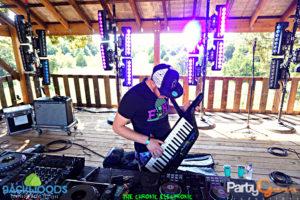 filibusta at Backwoods Music Festival