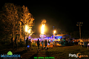 Diskoportal Backwoods Music Festival