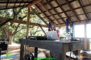 VibesquaD at Backwoods Music Festival