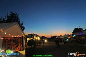 Sunset Backwoods Music Festival