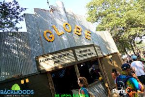 Globe Stage Backwoods Music Festival