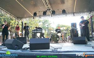 Michal Menert & TPF at Backwoods Music Festival