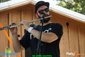 Michal Menert & TPF at Backwoods Music Festival