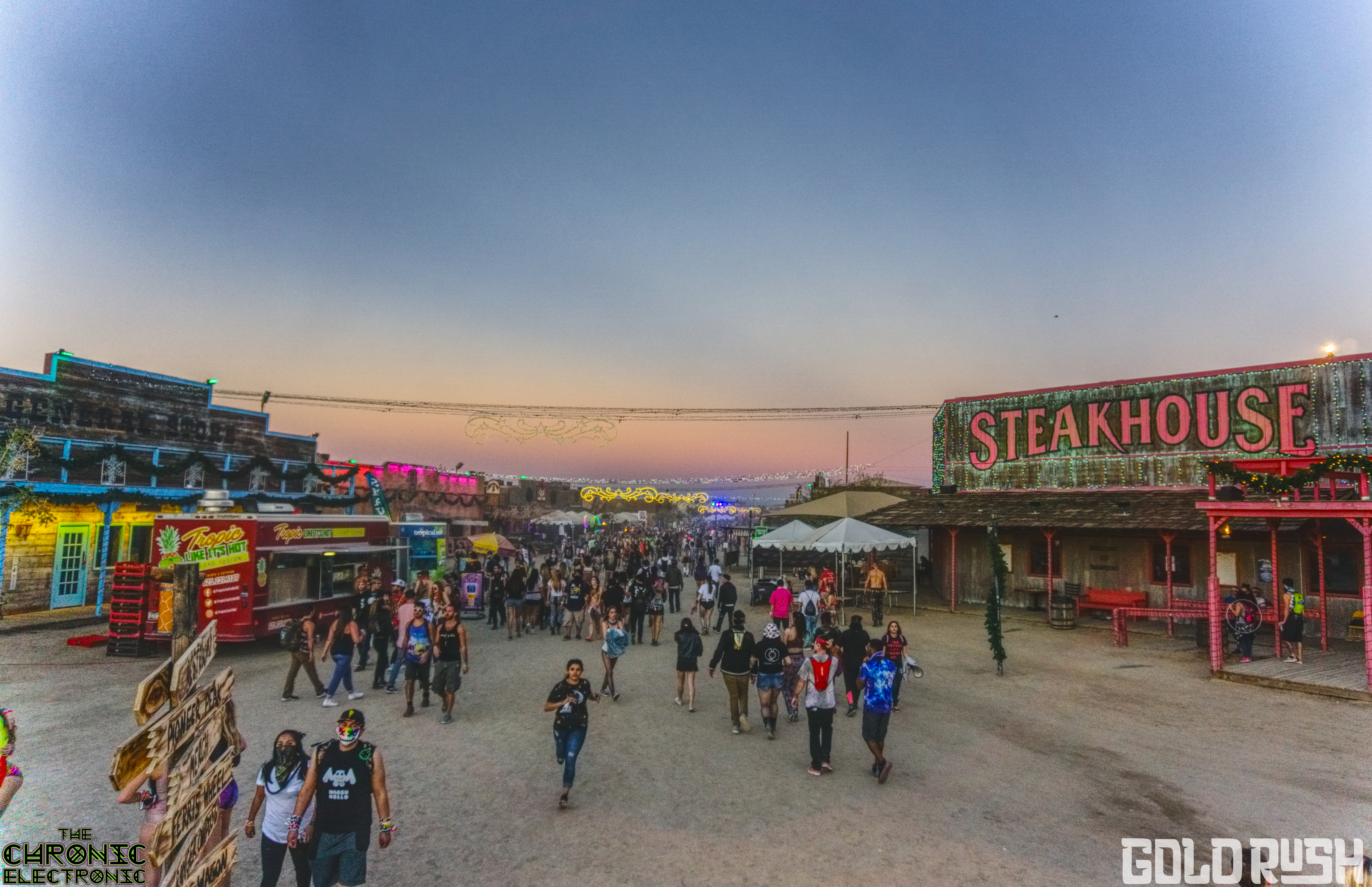 Goldrush Festival Returns to The Wild Wild West Town of